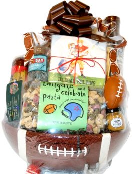 Tailgaters Special Gift Basket
