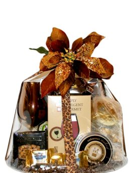 Great Gourmet Gift Baskets