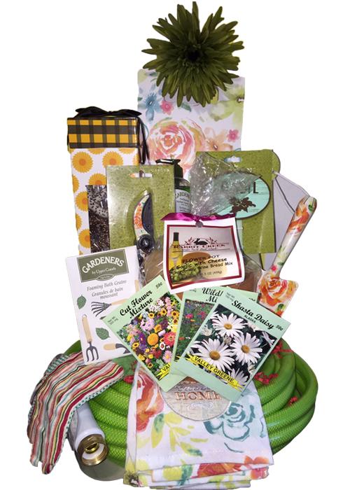 Gardening Gift Basket Tisket Tasket Gift Baskets