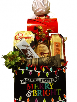 Christmas Morning Gift Basket
