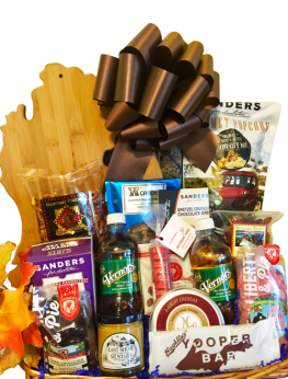 Everything michigan gift baskets - Tisket Tasket Lansing, Michigan ...