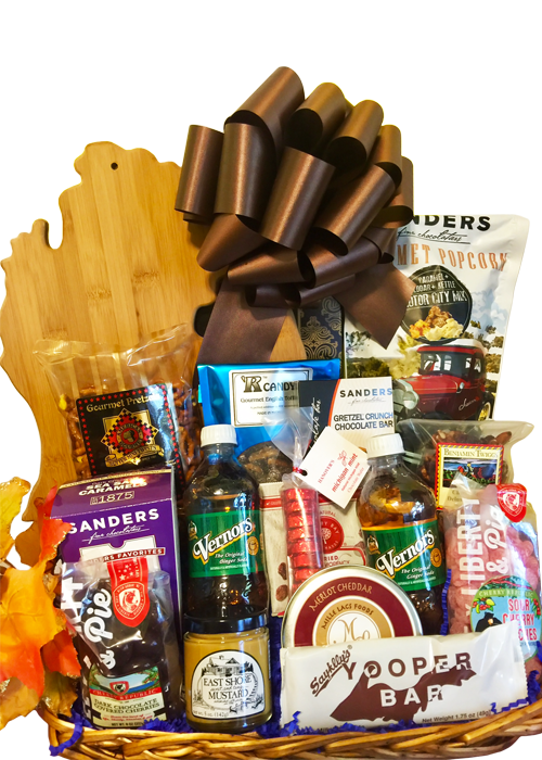 Gift baskets | Pure Michigan Gift Basket