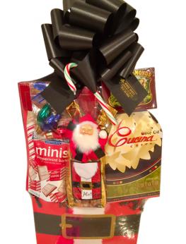 Secret Santa Gift Basket