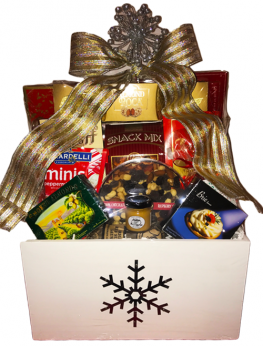 Christmas Dinner Gift Basket